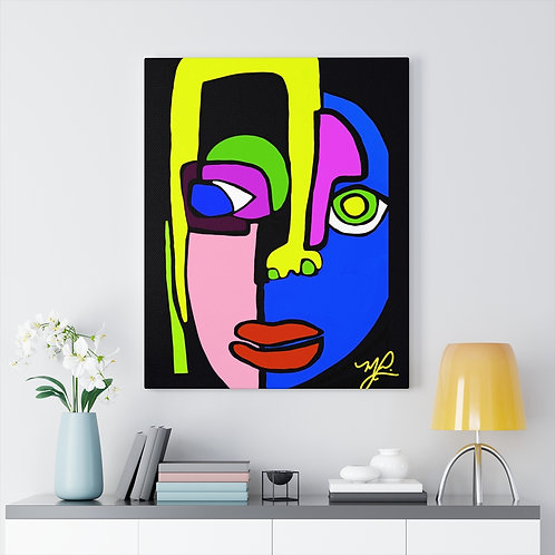 Mahrokh - Canvas Gallery Wrap