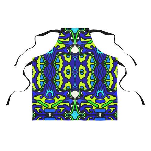 Raayan Design--Apron