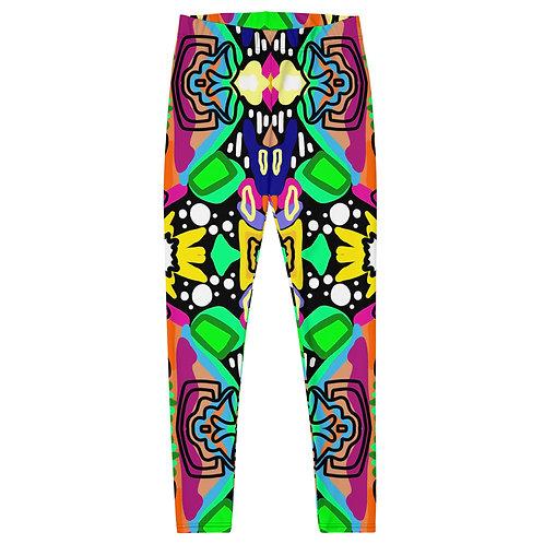 Mira (Flower Bomb)- Leggings
