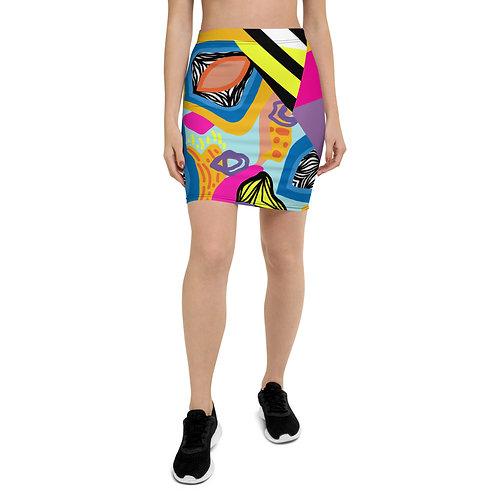 Dakari- Pencil Skirt