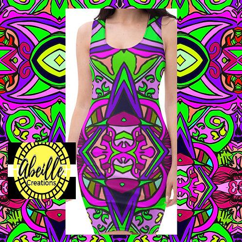 Abeille Dress- Eden Design
