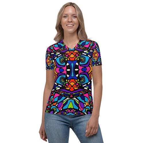 Maji Design- Women's V-neck