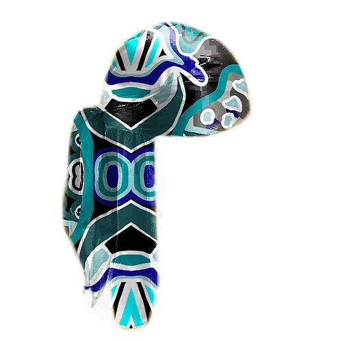 Abeille Durag- Kimoni Design