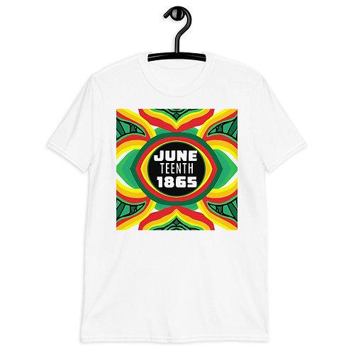 Juneteenth (Square) Short-Sleeve Unisex T-Shirt