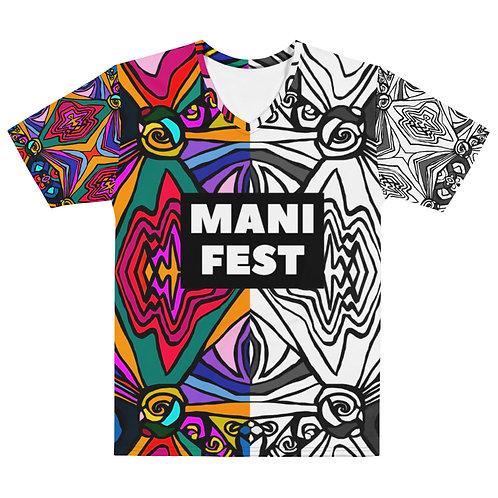 Manifest- Men's V-Neck T-Shirt