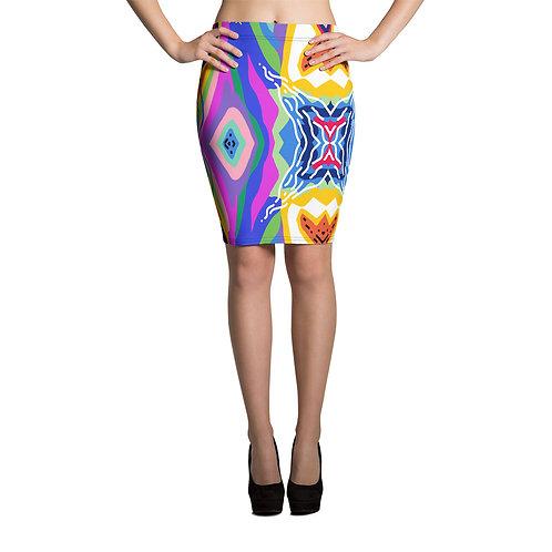 Malika- Pencil Skirt