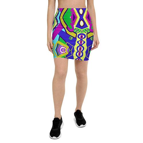 Eros- Pencil Skirt