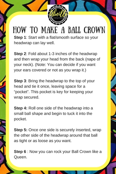BALL CROWN TUTORIAL