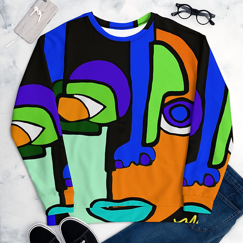 Cara (O/G)- Unisex Sweatshirt