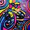 Thumbnail: FACE MASK - Elaine Design- EYES- (Style II)