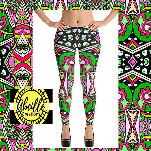 Abeille Leggings- Deondra Design
