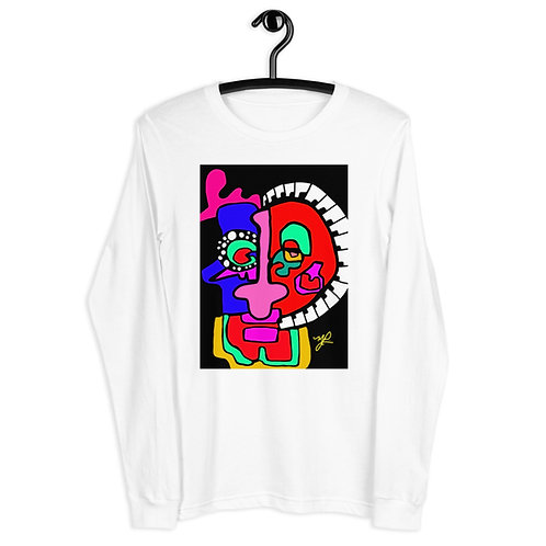 Kalindo- Unisex Long Sleeve Tee