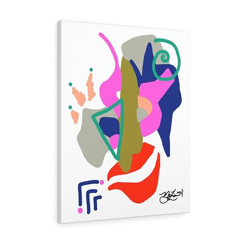 Taji - The Breakfast Boy Collection- Canvas Gallery Wrap