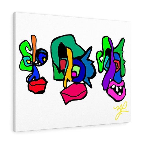 Tripoli - Canvas Gallery Wrap