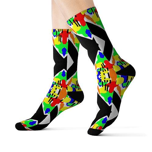 Baker Design-- Socks