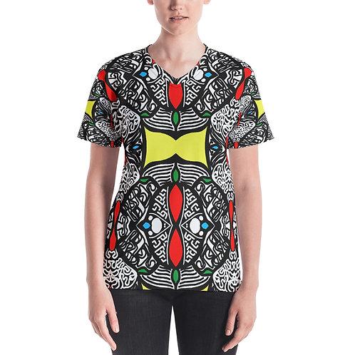James Design- Women's V-neck