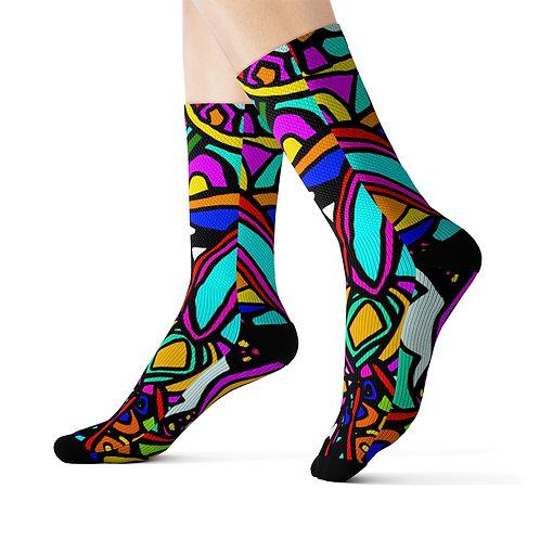 Reina Design-- Socks