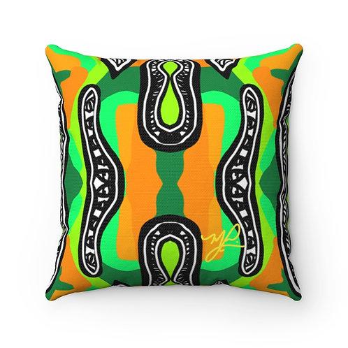Bragg Design- Square Pillow
