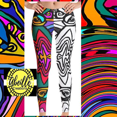 Abeille Leggings- Manifest Design