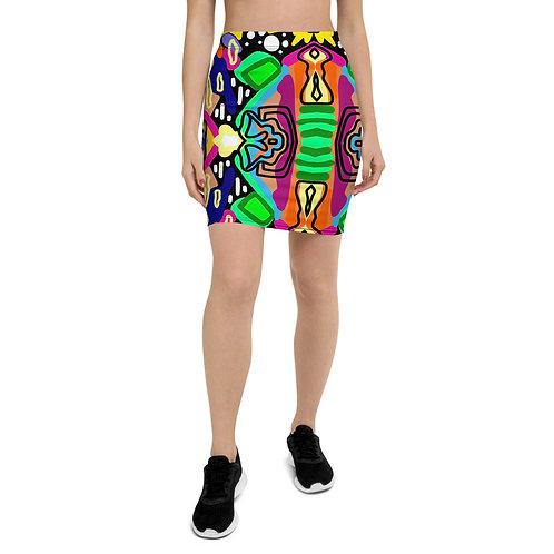 Mira- Pencil Skirt