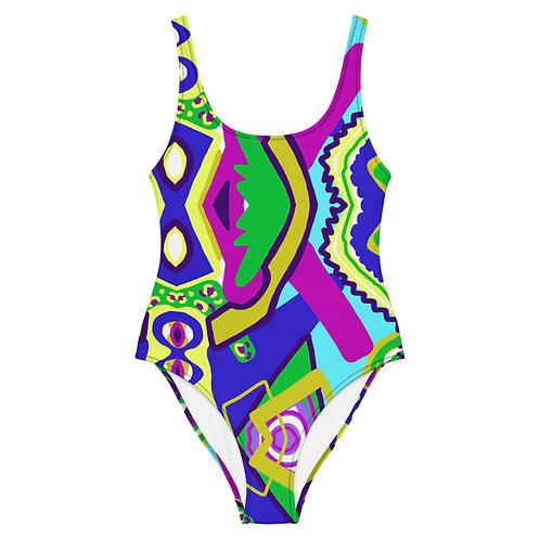 Eros One-Piece Swimsuit