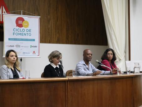 Ciclo de Fomento debate a importância da implementação dos ODS