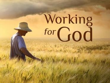 Perbuatlah untuk Tuhan