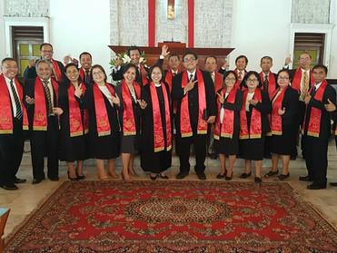 Teologi Jabatan Gerejawi