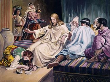 Tanda Mengasihi Yesus