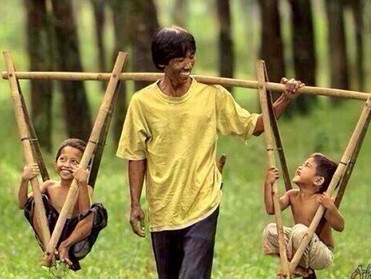 Bahagia Orang Miskin di Hadapan Allah