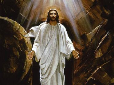 Yesus sungguh Hadir di Dunia