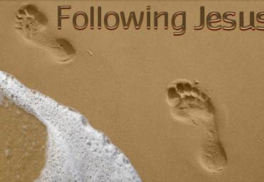 Menjadi Pengikut Yesus
