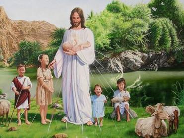 """""""Hidup sebagai Anak Allah"""""""