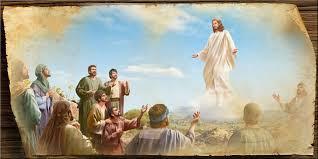 Ibadah Kenaikan Yesus Ke Surga [1]