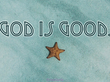 Bersyukurlah, Tuhan itu baik