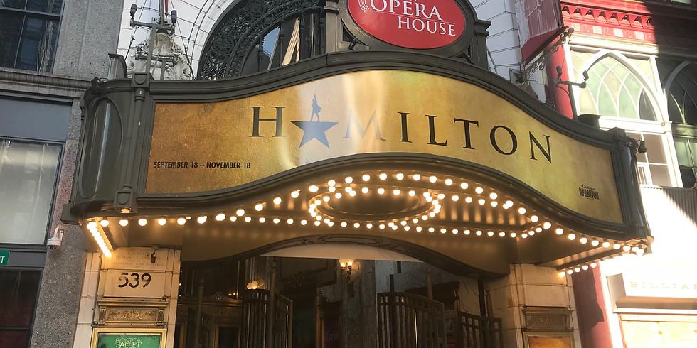 The Hamilton Tour