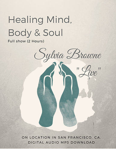 Healing Mind, Body and Soul