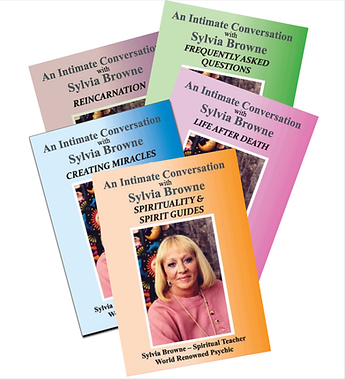 Sylvia Browne 5 DVD Collection .png