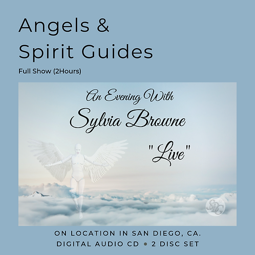 Angels & Spirit Guides