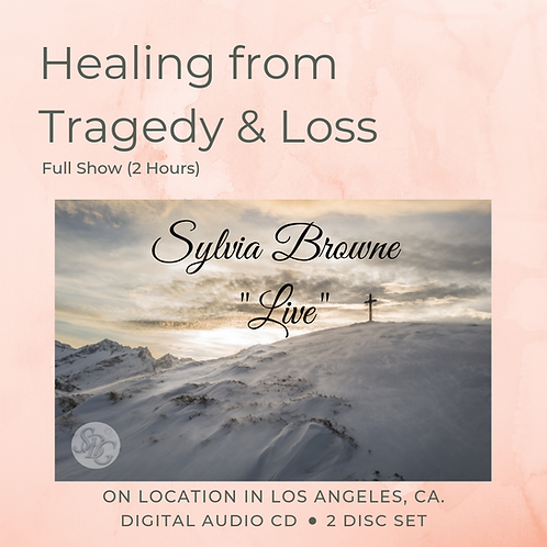 Healing From Tragedy & Loss