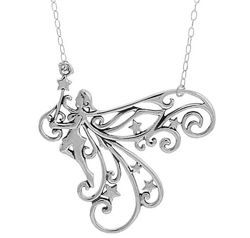 #012  Angel Necklace