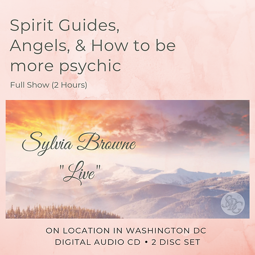 Spirit Guides, Angels, & How to Be More Psychic