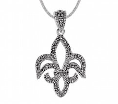 Fleur di Lis Necklace
