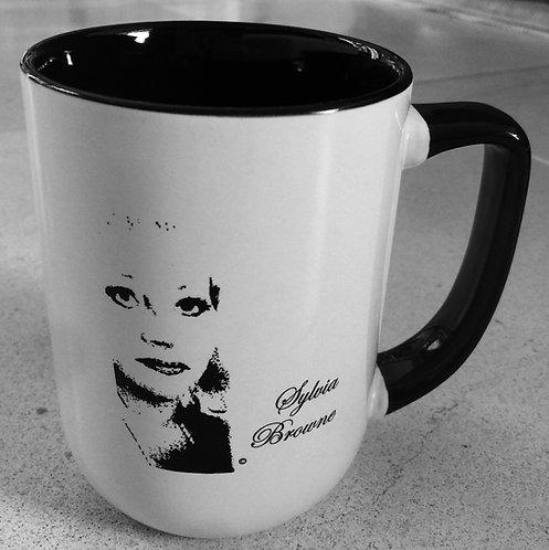 Sylvia Browne Remembered Mug