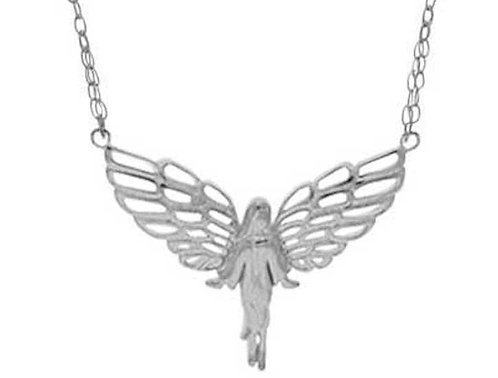 #011 Guarding Angel Necklace