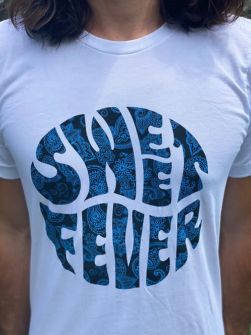 Sweet Fever Graphic Tee - White