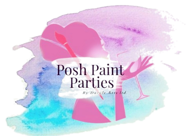 Posh Paint Parties