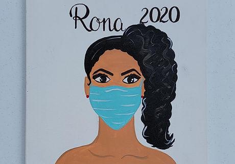 Rona Girl 2020-21