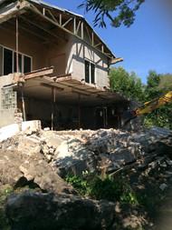 während der Bauphase