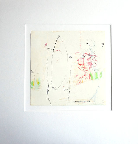 Papierarbeit // Sabine Puschmann // Unikat